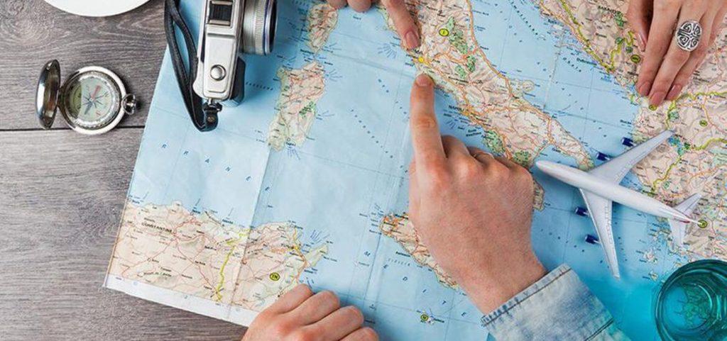 planing travel